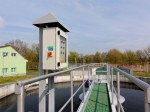 Strážnice - otočný most